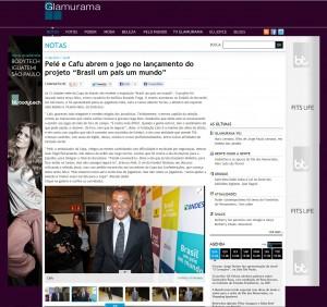 Fundação Cafu @Glamurama